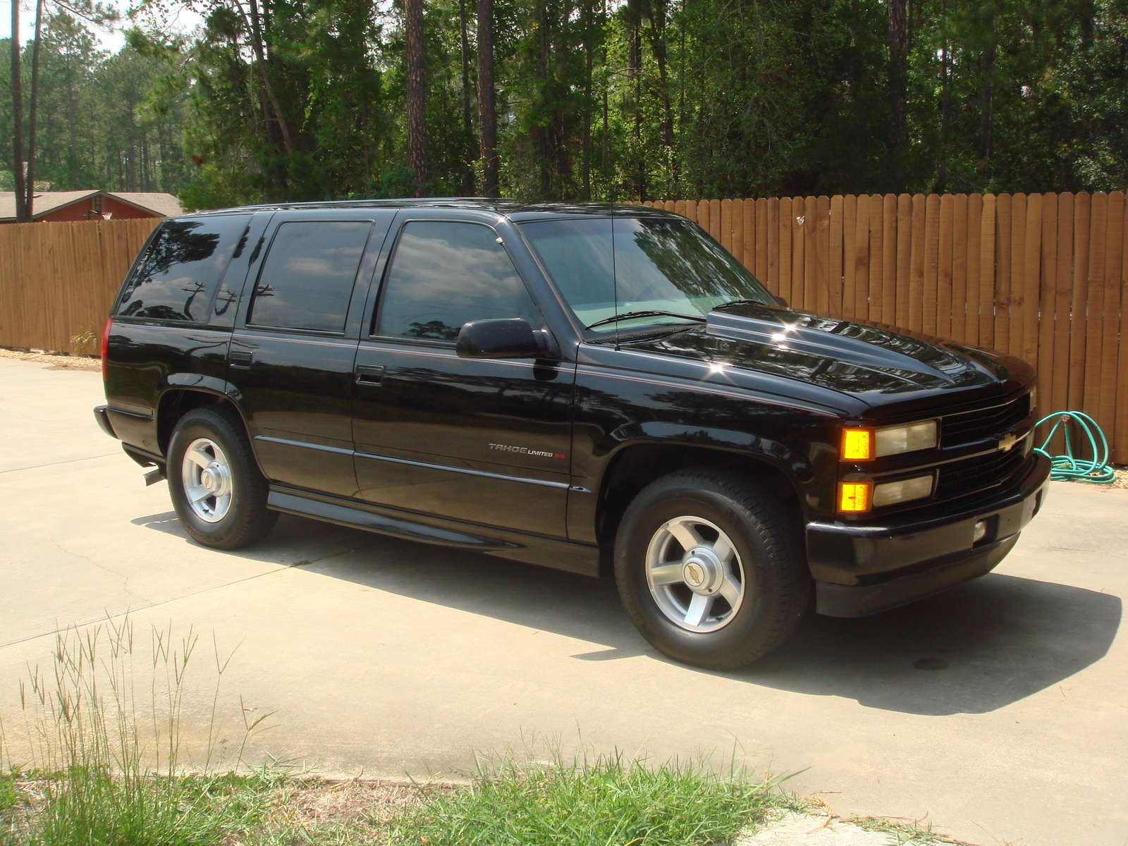2003 chevy tahoe tune up