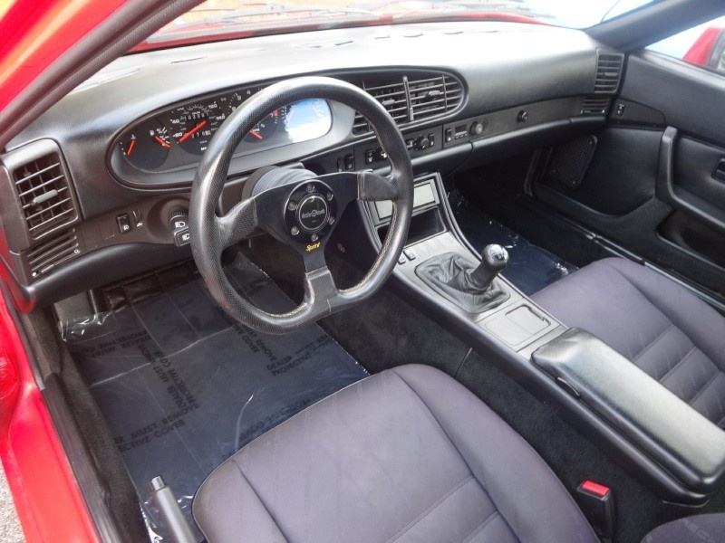 1985 porsche 944 pictures cargurus for Porsche 944 interieur