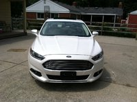 Picture of 2013 Ford Fusion Hybrid SE, exterior, gallery_worthy