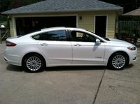 Picture of 2013 Ford Fusion Hybrid SE, exterior
