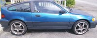 Picture of 1991 Honda Civic CRX 2 Dr HF Hatchback, exterior
