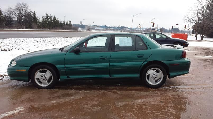 1996 Pontiac Grand Am