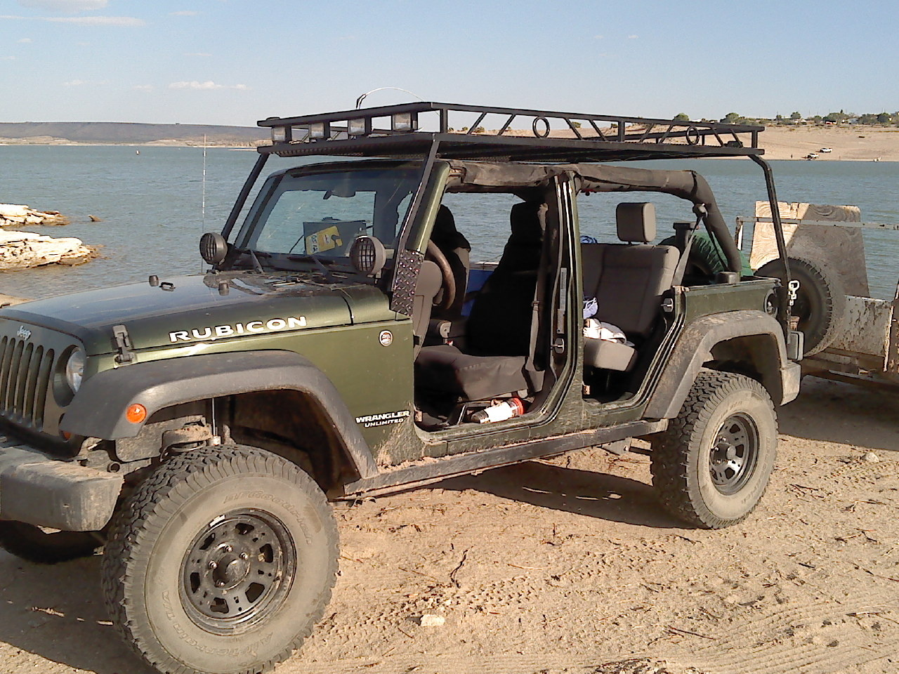 picture of 2007 jeep wrangler unlimited rubicon exterior. Cars Review. Best American Auto & Cars Review