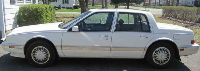 Picture of 1991 Cadillac Seville FWD, exterior, gallery_worthy