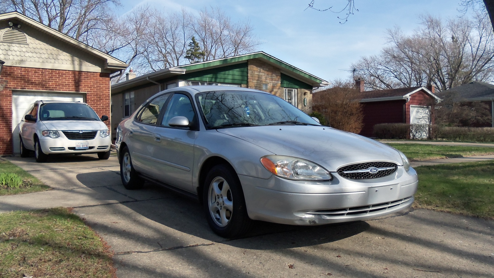 2003 Ford Taurus - Pictures