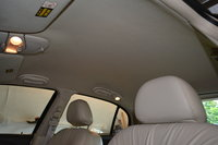 Picture of 2000 Lincoln Continental 4 Dr STD Sedan, interior