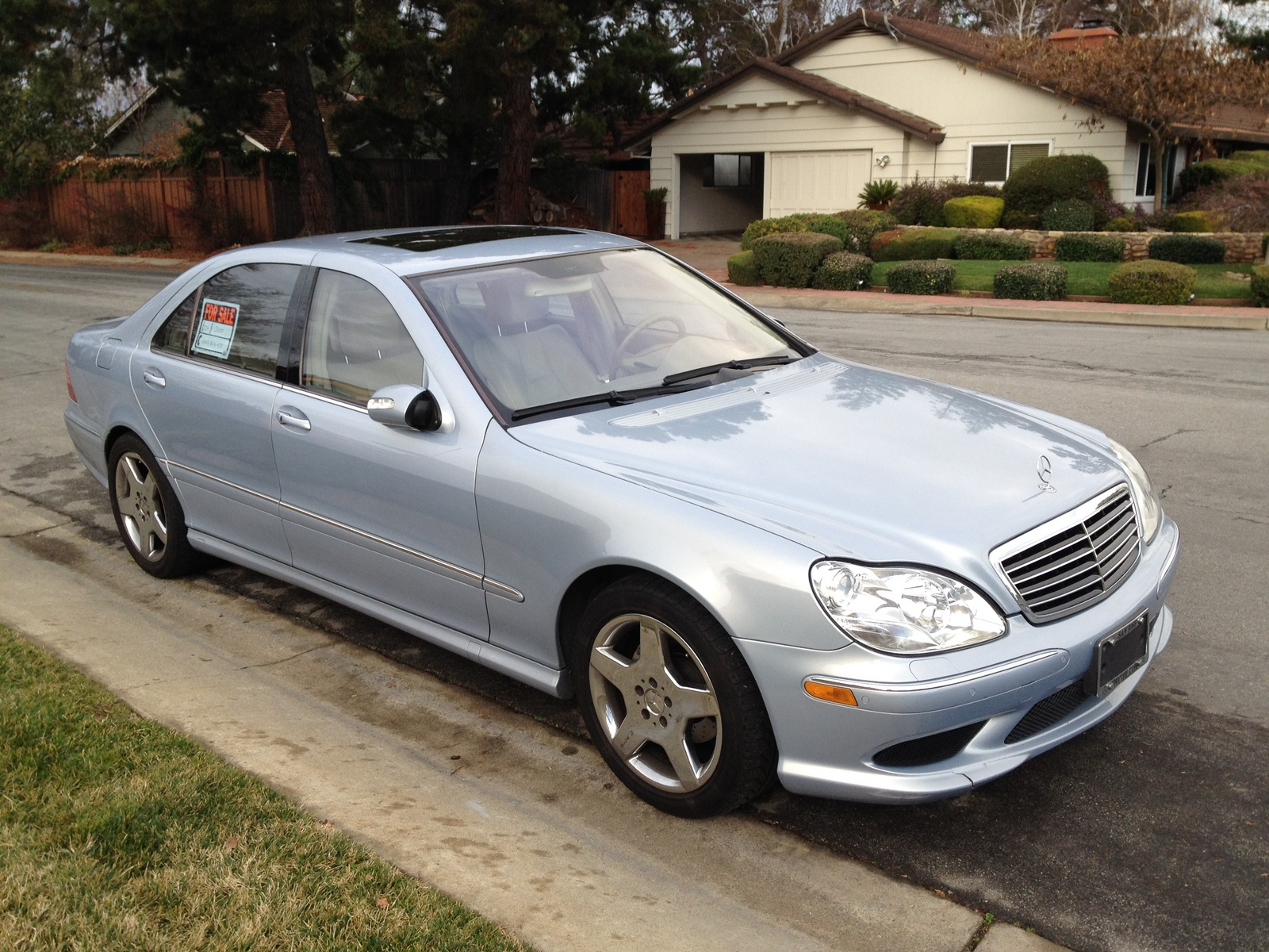 2004 mercedes benz s class pictures cargurus for 2004 mercedes benz