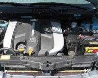 Picture of 2003 Hyundai Santa Fe GLS 3.5L, engine