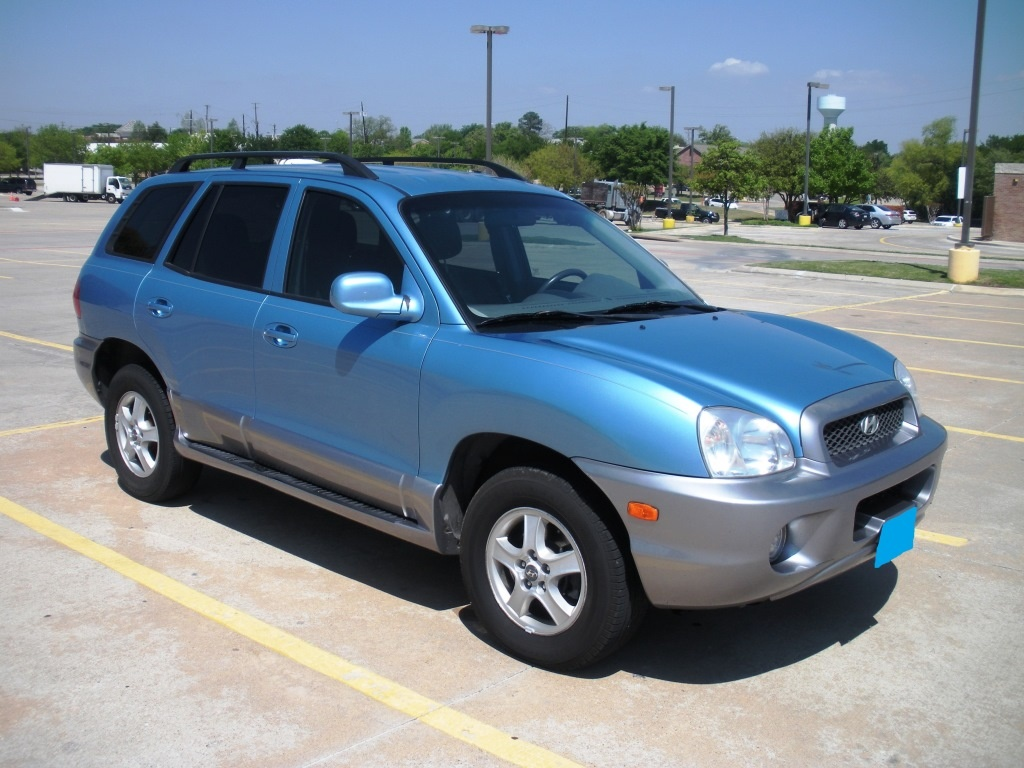 Hyundai Santa Fe 3 Blows Into Chicago With Updated 89 Grand Am Fuse Box 2003 Pictures Cargurus