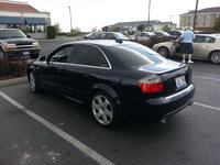 Picture of 2004 Audi S4 4 Dr quattro AWD Sedan, exterior