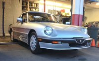 1990 Alfa Romeo Spider Overview