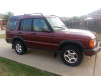 1999 Land Rover Discovery Overview