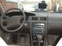 Picture of 1997 Toyota Camry XLE, interior