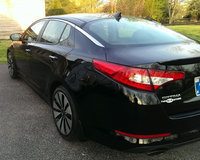 Picture of 2013 Kia Optima SX, exterior