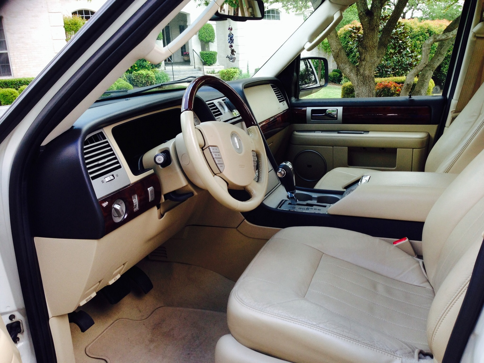 Lincoln Navigator 2006 Interior The Image Kid Has It
