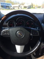Picture of 2011 Cadillac CTS 3.6L Performance AWD, interior
