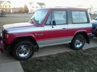 1989 Dodge Raider Picture Gallery