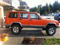 Picture of 1986 Jeep Cherokee Laredo 4-Door 4WD, exterior, gallery_worthy