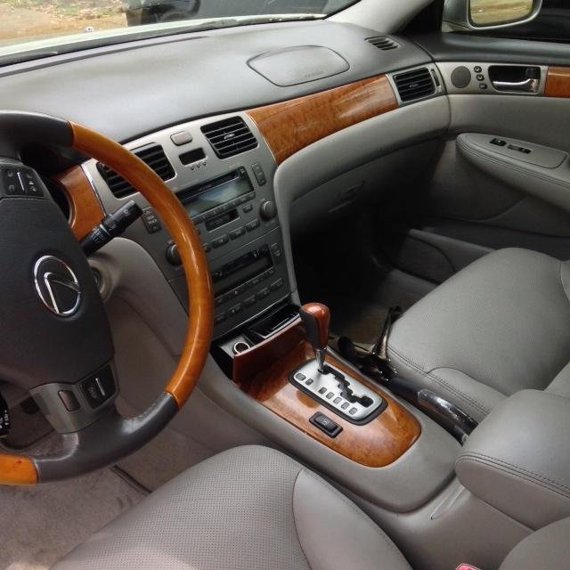 2004 Lexus Sc Interior: 2006 Lexus ES 330