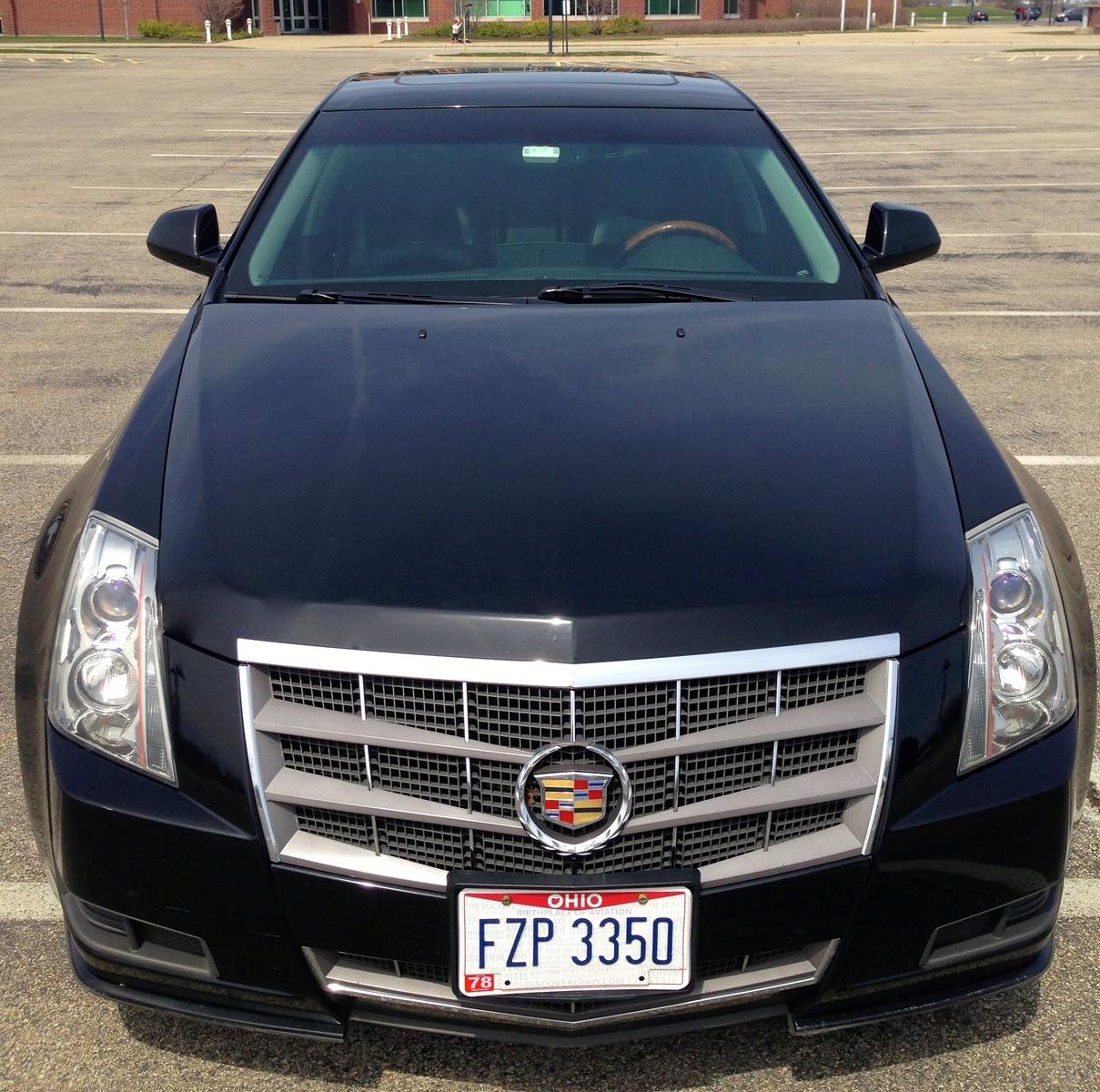 Awd Cadillac Cts