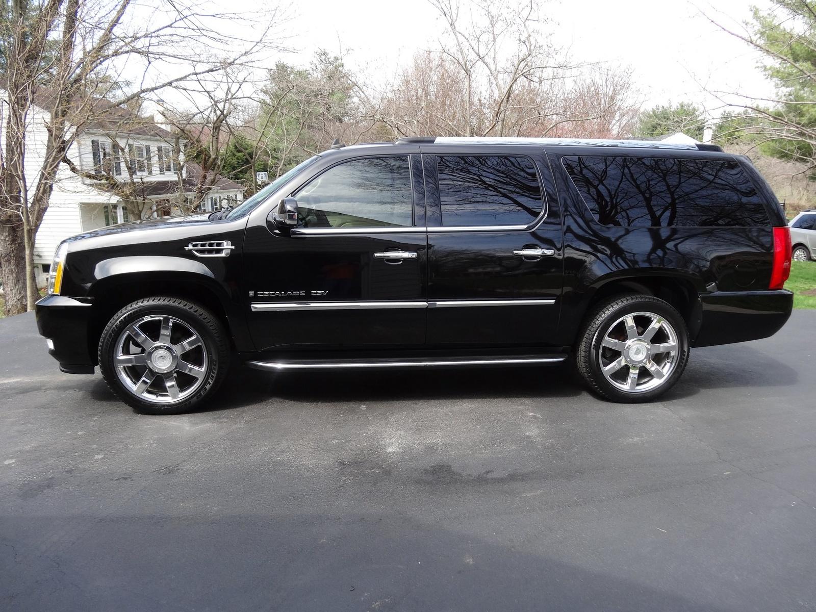 2008 Cadillac Escalade Pictures Cargurus