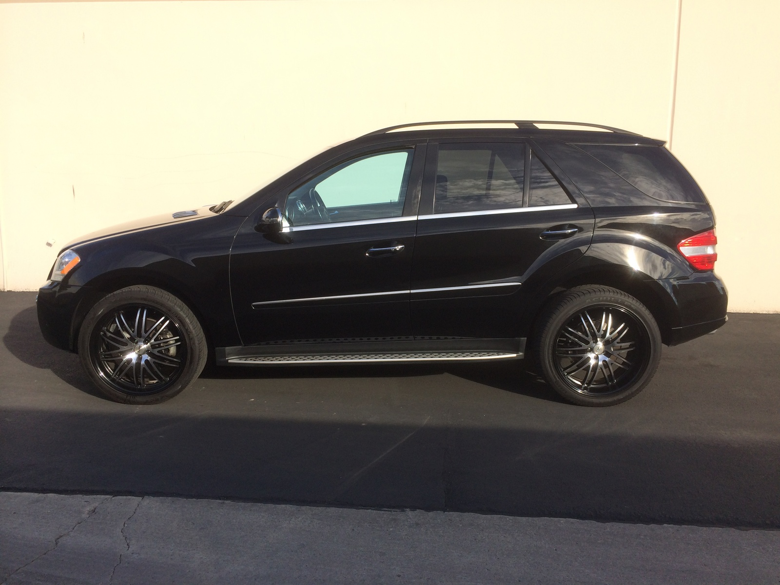 2008 mercedes benz m class pictures cargurus for Mercedes benz ml550 price