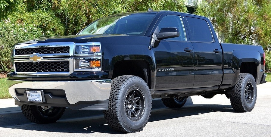 2014 Chevrolet Silverado 2500HD picture
