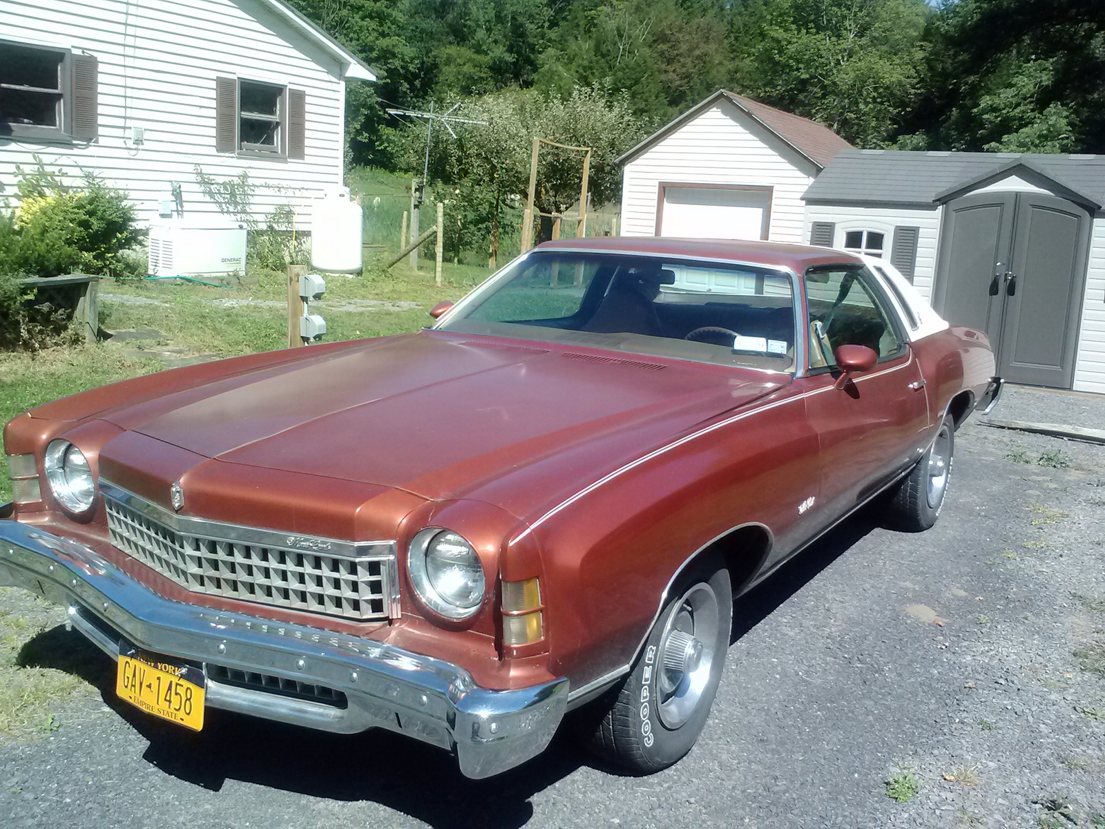 Used 2014 Chevy Impala >> 1974 Chevrolet Monte Carlo - Pictures - CarGurus