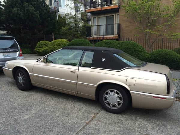 Picture of 1995 Cadillac Eldorado Base Coupe