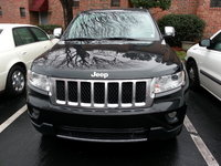 2013 Jeep Grand Cherokee Overland 4WD picture, exterior