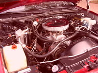 Picture of 1985 Chevrolet El Camino Base, engine