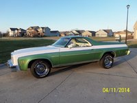 1976 Chevrolet El Camino owned in Indiana, exterior