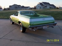 1976 Chevrolet El Camino Picture Gallery