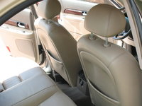 Picture of 2001 Lincoln LS V8, interior