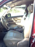 Picture of 2001 Toyota Sequoia SR5, interior