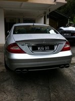 Picture of 2005 Mercedes-Benz CLS-Class CLS55 AMG, exterior
