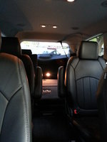 Picture of 2013 Chevrolet Traverse LTZ, interior