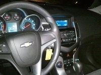 Picture of 2012 Chevrolet Cruze LTZ Sedan FWD, interior, gallery_worthy