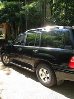 Picture of 1998 Toyota Land Cruiser 4WD, exterior