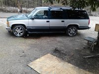 1997 Chevrolet Suburban C1500 RWD, MY TOY, exterior, gallery_worthy