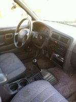 Picture of 1997 Nissan Truck XE Extended Cab SB, interior