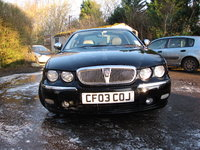 2003 Rover 75 Overview