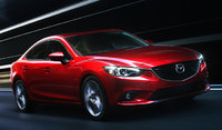 2015 Mazda MAZDA6, Front-quarter view, exterior, manufacturer, gallery_worthy