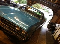 1969 Chevrolet El Camino Overview