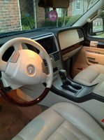 Picture of 2003 Lincoln Aviator 4 Dr STD SUV, interior