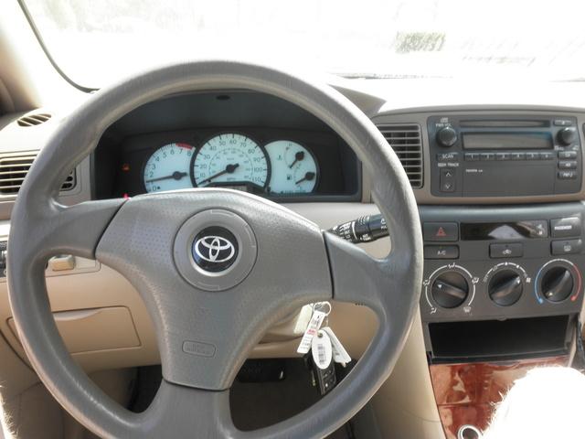 2003 Toyota Corolla Interior Pictures Cargurus