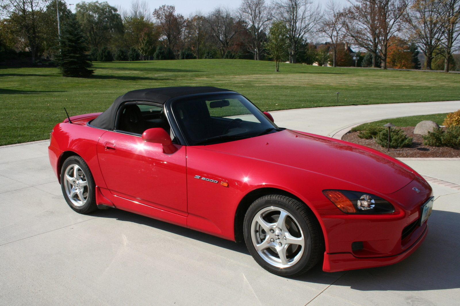 how do I put my pre-owned Honda S2000 on your web site