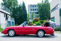 1991 Alfa Romeo Spider Overview