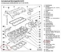 Volkswagen Jetta Questions - Location of Camshaft sensor in