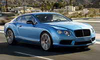 2015 Bentley Continental GT, Front-quarter view, exterior, manufacturer, gallery_worthy
